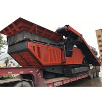 Wholesale Hydraulic control stable energy saving Crawler - type Mobile jaw crusher Plant  ER-113J from china suppliers
