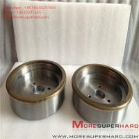 Wholesale Metal bond diamond grinding wheels for stone/marble/granite grinding tools Manufacturer ALisa@moresuperhard.com from china suppliers