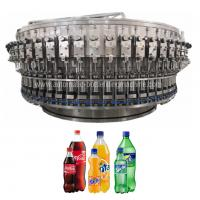 Wholesale High Speed Automatic Bottle Filling Machine Fizzy Drink , Sparkling Water Packaging from china suppliers