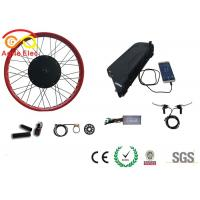 Wholesale Lightweight Convert Bike To Electric Kit , Electric Motor Conversion Kit For Bicycle from china suppliers
