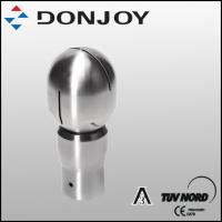 Wholesale Fermentation Round Rotary  Stainless Steel Spray Ball Clamp Pin Connection from china suppliers