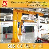 Wholesale Customizable 0.25ton~5ton Column Mounted Jib Crane from china suppliers