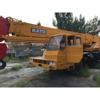 Wholesale 25T NK-250E-v used KATO truck crane all Terrain Crane from china suppliers