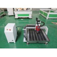 Wholesale 3D Mini CNC Stone Engraving Machine , Spindle Motor 3 Axis CNC Router from china suppliers