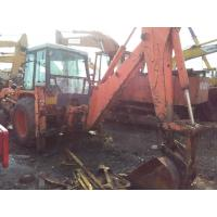 Buy cheap Hitachi BX70 Used Backhoe Loader 8000kg 0.8cbm capacity 9071 hours from wholesalers