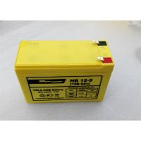Wholesale 6FM9H F250 12Volt 9AH High Rate Discharge Battery Maintenance Free Lead Acid Battery from china suppliers