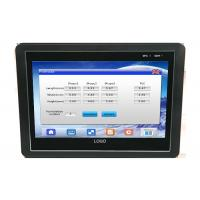 Wholesale ABS Shell Industrial Touch Screen HMI 7 Inch With 10M/100M Ethernet from china suppliers