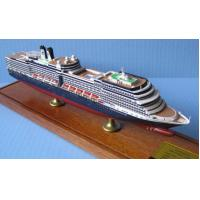 Wholesale Signature Class Cruise Ship Business Model , MS Eurodam Cruise Ship Models from china suppliers