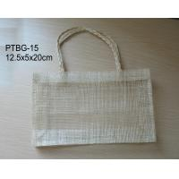 Wholesale White Gridding Hanging Toiletries Travel Bag For 5 Stars Hotels from china suppliers
