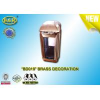 Wholesale Ref.BD019 brass lantern tombstone decoration material copper alloy size 12*12*23 cm from china suppliers