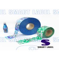 Wholesale Custom Clear Heat Shrink Wrap for Spray Bottle 8 Colors OPS Film from china suppliers