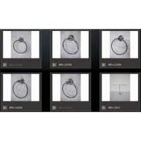 Wholesale Bathroom Towel Rings, Chrome Towel Ring - Chang Core from china suppliers