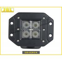 Wholesale Waterproof Truck CREE Led Work Lights 4D Reflector 82*79*89MM from china suppliers