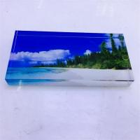 Wholesale High quality acrylic block/hot sale paper weight new arrivals from china suppliers