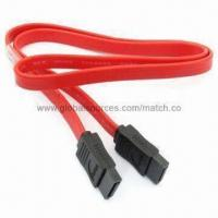 Wholesale M/F SATA Extension Cable with Male/Female to Male/Male, Ideal for PATA Power and Data System from china suppliers
