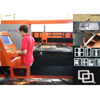 Wholesale 500W 1KW Sheet Metal Laser Cutting Machine , 380V metal cutting cnc machine from china suppliers