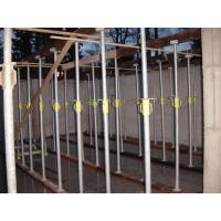Wholesale heavy duty Steel prop jack high uality scaffolding shoring props coated or galvanized from china suppliers