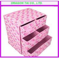 Wholesale Foldable fabric drawers, non woven foldable drawers from china suppliers