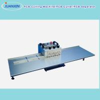 Wholesale V-Scored Aluminum PCB depaneling machine,PCB cutting machine from china suppliers