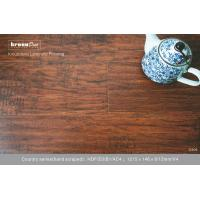 Wholesale Hand scraped E0 Classical walnut Laminate Flooring with European retro style from china suppliers