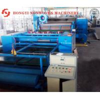 Wholesale High Performance Nonwoven Fabric Making Machine For Car Interior from china suppliers