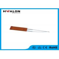 Wholesale Constant Temperature Ptc Heating Element With Insulated Paper , 3.5mm Thickness from china suppliers