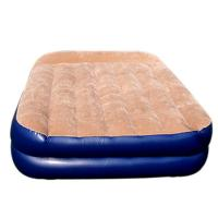 Wholesale PVC Flocking Inflatable Air Beds Mattress from china suppliers