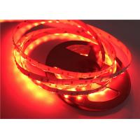 Buy cheap RGB 020 SMD 60pcs / Meters Side Emitting Flexible Strip Lights With DC12V / DC24V from wholesalers