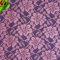 Wholesale 100% Polyester Lace Fabric Model 955 from china suppliers