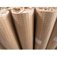 Wholesale hot dipped galvanized welded wire mesh from china suppliers