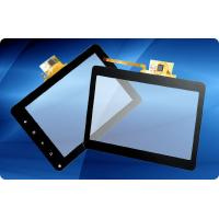 Quality G+FF 8 Inch Projected Capacitive Touch Panel With I2C interface , Lcd Touch Screen Panel for sale