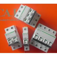 Wholesale 1 Pole Mini MCB Circuit Breaker for Industry / Commerce / Dwelling High Breaking Capacity from china suppliers