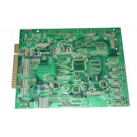 Wholesale 1.6mm CEM3 PCB with ENIG surface finish and gold finger for automobile application from china suppliers