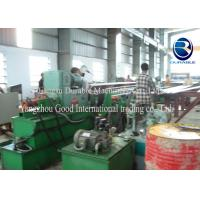 Wholesale Model 114 Metal Threading Machine , GI Water Pipe Automatic CNC Threading Machine from china suppliers