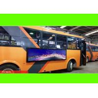 Wholesale Front - Maintained P5 Mobile Bus Led Display Screen , SMD3528 Bus Led Sign from china suppliers