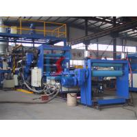 Buy cheap PE Foam Plastic Sheet Cutting Machine / PET Sheet Extruder Equipments For Ceiling Panel from wholesalers