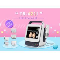 Wholesale Exact depth Five Heads Ultrasound HIFU Face Lifting Machine For Wrinkle Removal from china suppliers