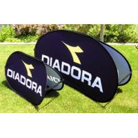 Wholesale Double Stitched Popup A Frame Banner / Outdoor Pop Up Banners For Sports / Exhibition from china suppliers