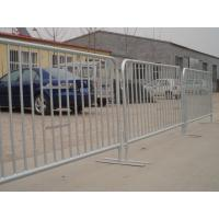 Wholesale Flat foot detachable model crowd control barrier For Sale Australia Market ,Hot Dipped Galvanized from china suppliers