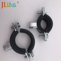 Wholesale Zinc Plating Steel Cast Iron Pipe Clamps Set Types Square DC01 from china suppliers