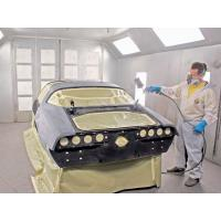 Wholesale LY-8100 car spray booth from china suppliers