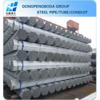 Wholesale Hot dipped galvanized steel tube China supplier made in China from china suppliers