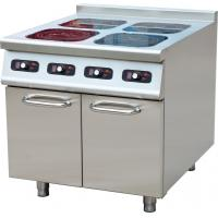 Quality Floor Standing 4 Zone Induction Hob , 4 Burner Gas Hob For Catering Equipment for sale