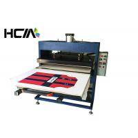 Wholesale Low Noise Heat Transfer Machine Fabric Flatbed Digital Heat Press Machine from china suppliers