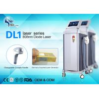Wholesale Painless 808nm Diode Laser Hair Removal Machine For whole Body Hair Reduction from china suppliers