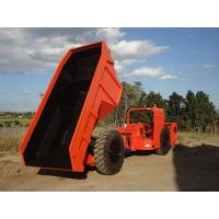Wholesale Orange 12 Tons Underground Mining Truck , Gold Mining Drilling Equipment from china suppliers