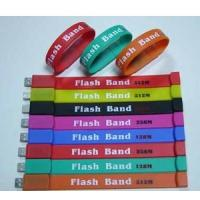 Wholesale bracelet usb flash drive China supplier from china suppliers