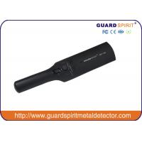Quality super High Sensitivity Shock - Off ABS Plastic Handheld Metal Detector For airport Security for sale