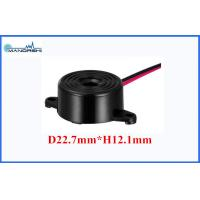 Wholesale Round Electric 12 Volt Piezo Buzzer Continuous Tone Nature For Computer from china suppliers
