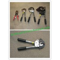 Wholesale best quality ACSR Ratcheting Cable Cutter,Cable-cutting plier from china suppliers